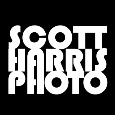 ScottHarrisPhoto Logo White - Scott Harris