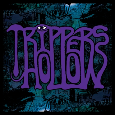 TRIPPERS HOLLOW TRIP FONT LOGO - Trippers Hollow